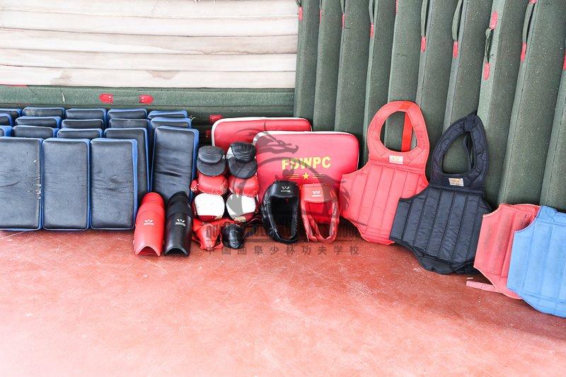 Sanda equipment