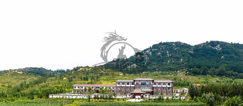 Panoramic school view